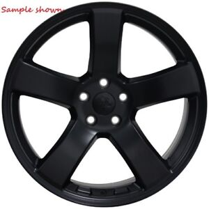 4 New 20 Replacement Wheel Rim For Dodge Challenger Hellcat Charger 24218