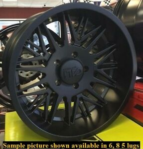 4 New 20 Wheels Rims For Chevy Avalanche 2500 4wd Express Van 2500 3500 21905