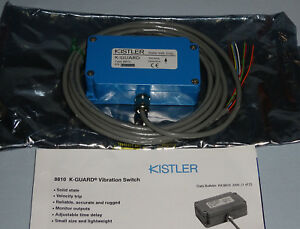 Kistler Instrument 8810 K guard Vibration Switch Sensor New