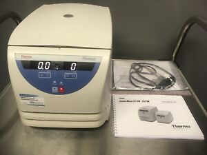 Thermo Scientific Sorvall Legend Micro 21 Centrifuge 75002436 Used Excellent