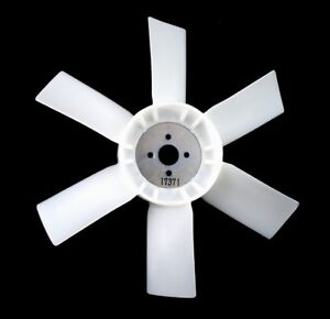 Oem Kubota Plastic 380mm Pusher Fan Blade Bw1588