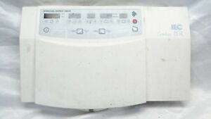 Iec Centra Cl3r Centrifuge Operators Display Panel W Pcb Face Plate