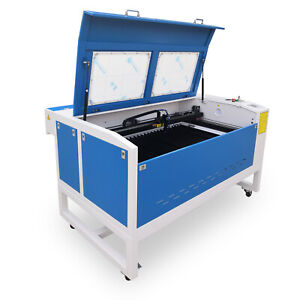 Reci 100w Laser Engraver Engraving Cutting Machine 900mm 600mm With Stand