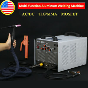 3 In 1 Inverter Ac dc Tig mma Aluminium Welding Machine Aluminum Welder 220v