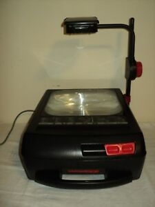 Vutec Tutor V4002 Overhead Projector Used With Bulb