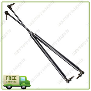 2x Tailgate Hatch Lift Supports Shock Props For Jeep Grand Cherokee Wh 2005 2010