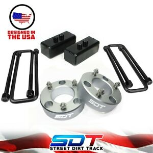 2004 2019 Ford F150 3 5 Front 3 Rear Full Suspension Leveling Lift Kit 4x2 4x4