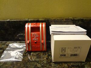 Brand New Est Siga 270 Fire Alarm Station Edwards Systems Technology