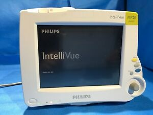 Philips Intellivue Mp20 Junior Patient Monitor