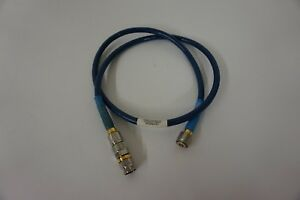 Suhner 104pea Dc To 18 Ghz Apc 7 To Apc 7 Rf Test Cable