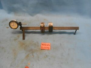 Brown And Sharpe Dual Indicator And Stand Mw216