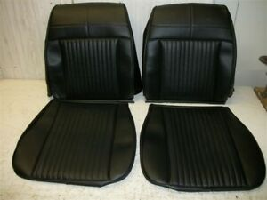 1969 Dodge Coronet R t Super Bee Seat Covers New Front And Rear Set