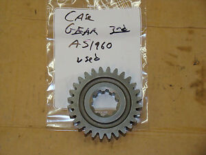 Case Gear 3rd A51960 Differential Transaxle Loader Backhoe 580e