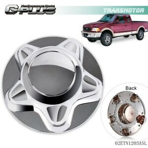 For 97 03 Ford F150 Expedition Wheel Center Hub Caps Rim Covers 5 Lug Nut Hubcap