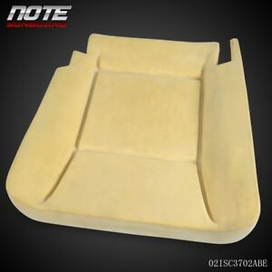 Front Bucket Seat Bottom Lower Cushion Pad Upgrade For 06 09 Dodge Ram 1500 3500