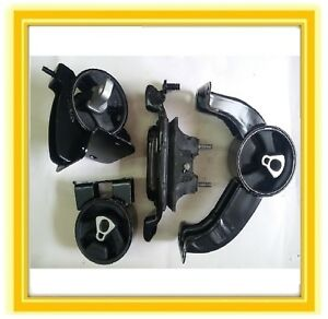 4 Motor Mounts For 2008 2010 Chrysler Town Country 3 3l 3 8 4 0 Engine Trans 9