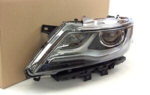 2015 2018 Lincoln Mkc Left Hand Driver Side Decontented Headlamp New Oem