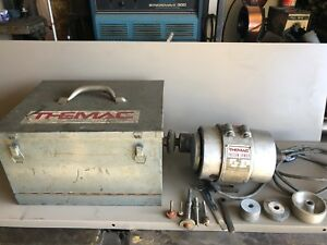 Themac Tool Post Grinder j7 Precision Grinder