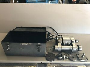 Themac Lathe Tool Post Precision Grinder J 2a