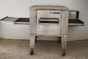 Lincoln 1452 78 Electric Impinger Conveyor Pizza Oven 1452 000 u k1801