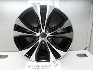 Toyota Rav4 Limited 18 Alloy Aluminum Wheel Oem Oe
