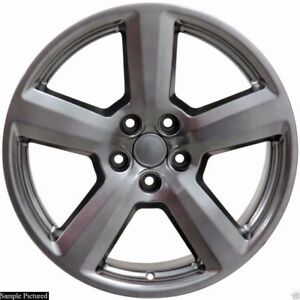 4 New 18 Replacement Wheel For Audi A3 A4 A5 A6 A8 Rs6 Rim 24304