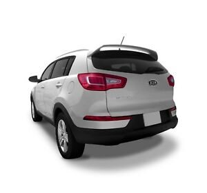 Painted Spoiler Wing For Kia Sportage 2011 2016