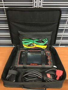 Snap On Modis Edge Eems341 Diagnostic Scanner 17 4
