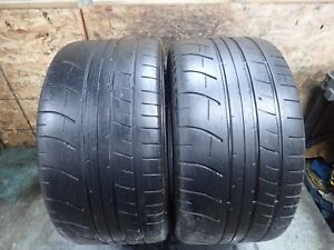 2 295 30 20 101y Dunlop Sp Sport Maxx Race Tires 5 32 No Repairs 4115
