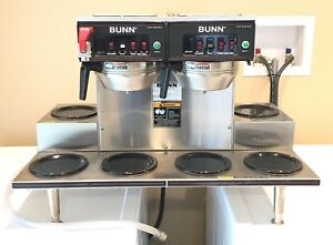 Bunn Commercial Cwtf 0 6 Burner Coffee Maker Free Delivery Within 50 Miles