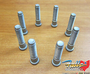 2012 2017 Dodge Ram 2500 3500 Front Or Rear Wheel Stud Set Of 8 Mopar Oem