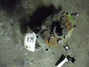John Deere 4620 Tractor Front Hydraulic Pump Part R42663 Tag 875