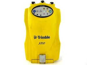 Trimble 5700 Total Station 24 ch Dual 450 470mhz Gps Base Station Receiver