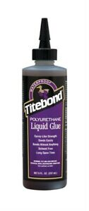 Titebond Polyurethane Glue Wood Metal Ceramic 8 Oz Pack Of 12