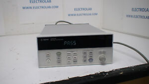 Agilent 34970a Data Acquisition switch Unit With Rs 232 And Gpib