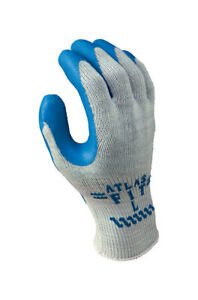 Atlas Gloves Latex Large Carded Pack Of 12
