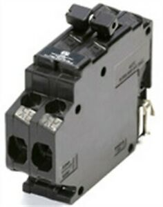 Challenger Circuit Breaker Double Pole 20 Amp 1 Space Bulk