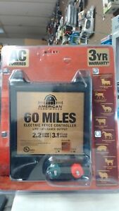American Farm Works 60 Mile Electric Fence Controller