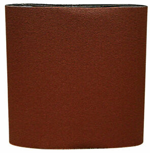 Gator Grit Sandpaper Belt 24 Grit Coarse Oxide Aluminum Pack of 10