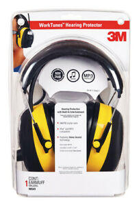 3m Hearing Protector With Am fm Stereo Radio 82 Db