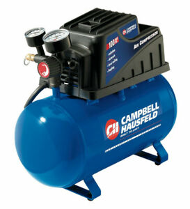 Campbell Hausfeld Oil 2 Gl Portable