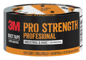 3m Cloth Duct Tape Hd 60 Yd Gray Pack Of 24