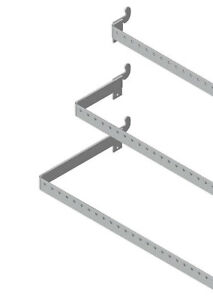 Lozier Perforated Crossbar Universal 48 In X 6 In D