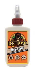 Gorilla Wood Glue 4oz Pack Of 12