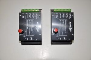 Lot Of 2 Mdp Dc 6 40v 5a Brushed Motor Speed Controller