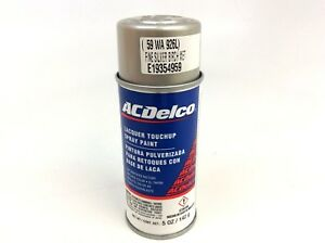 Gm Acdelco Chevrolet Gmc Silver Birch Lacquer Touch Up Spray Paint Wa926l Oem