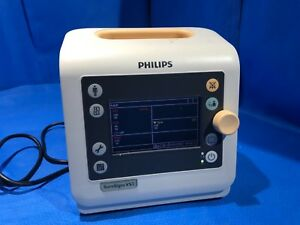 Philips Suresigns Vs2 863079 Patient Monitor With Ac Adapter Dps54 m