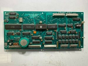Front Load Washer Processor Board For Milnor P n 08bncmpab Used