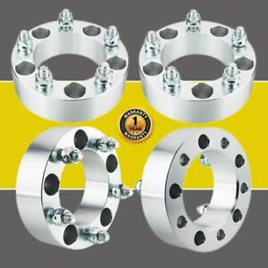 4pcs Wheel Spacers Adapters 2 5x5 5 9 16 Studs For Dodge Ram 1500 Durango