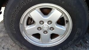 Wheel Jeep Liberty 02 03 04 05 06 07 16 Inch Aluminum Rim Tire Not Included